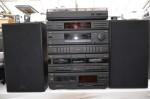 JVC Stereo HiFi Compactanlage